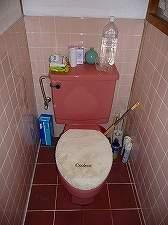 トイレ取替え前